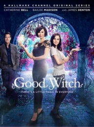 "GOOD WITCH SEASON 1 - ""Good Witch"" will take viewers on a new magical journey with Cassie Nightingale (Bell) and her bright, young-teenage daughter Grace (Madison), who shares her mom's special intuitive charm. When Sam, a doctor (Denton), and his teenage son move in next door to Grey House, they are immediately charmed by the ""magical"" mother-daughter duo and wonder is it really magic, a lucky coincidence or just a special intuitive insight only this family possesses? Based on one of the network's most successful Original Movie franchise of all time, ""Good Witch"" will inspire with each intriguing episode and will have viewers immediately charmed by the quaint town of Middleton - which is in store for new changes, big surprises, and, of course, a little bit of magic!"